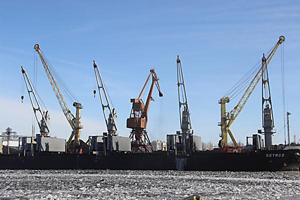 Порт «Ника-Тера» увеличил свой грузооборот на 44%