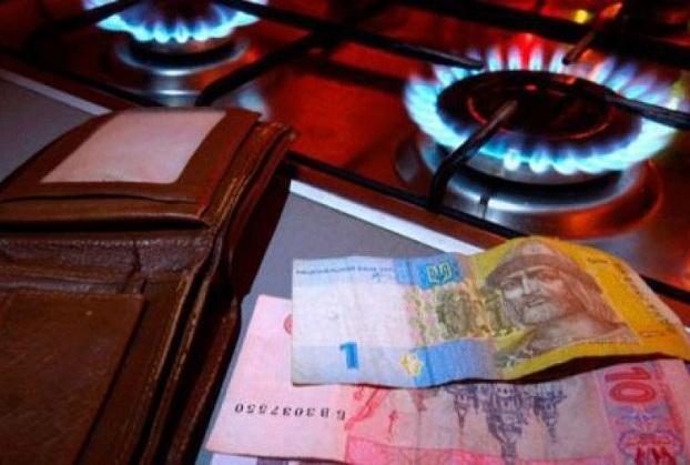 Цена газа для населения пока остается на прежнем уровне