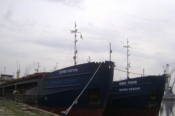 Николаевская верфь SMG отремонтирует два сухогруза