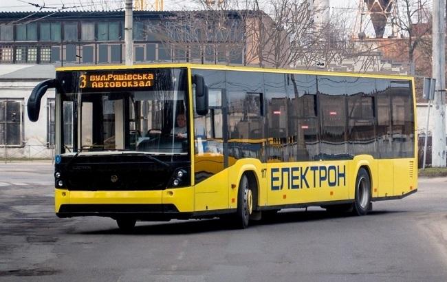 Львовское АТП-1 приобретет в лизинг 150 больших автобусов