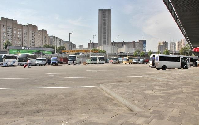 В Киеве после ремонта открылся Центральный автовокзал