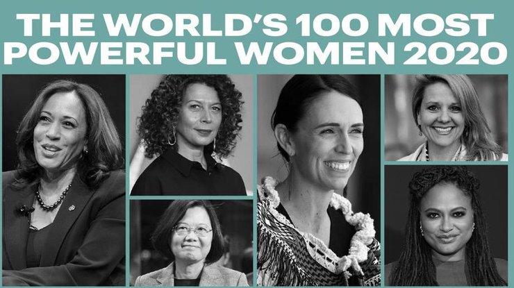 Forbes назвал самых влиятельных женщины мира