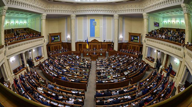 Верховная Рада осталась без коалиции