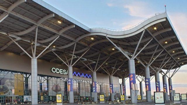 Аэропорт Одессы отдали в эксплуатацию частной компании