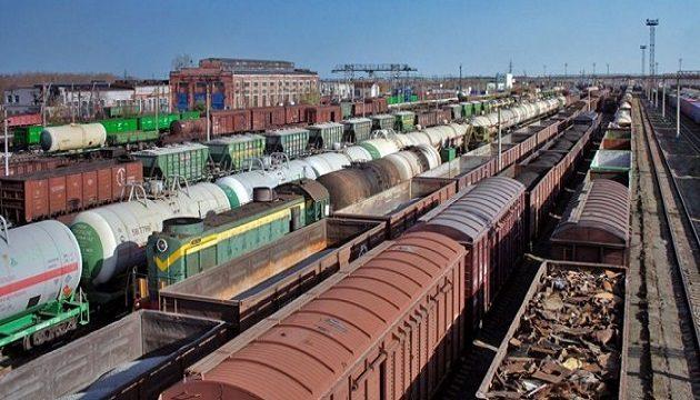 УЗ за год перевезла в страны ЕС и обратно более 40 млн тонн грузов
