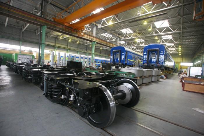 КВСЗ в 1 квартале нарастил производство грузовых вагонов на 73%