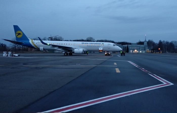 Пассажиропоток аэропорта Черновцы сократился почти на 20%