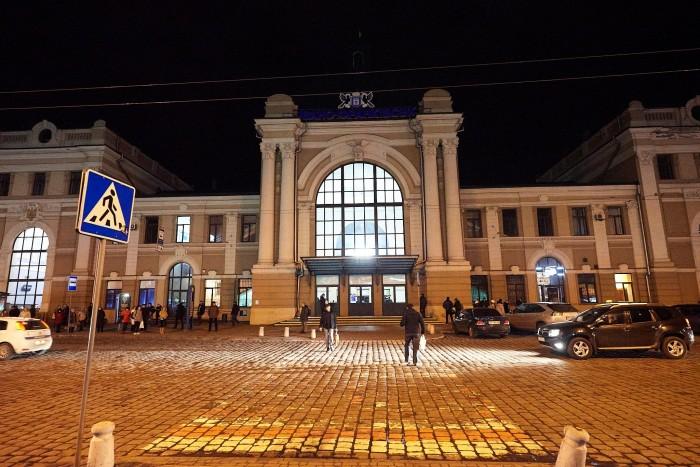 Ж/д вокзал Ивано-Франковска отдадут в концессию