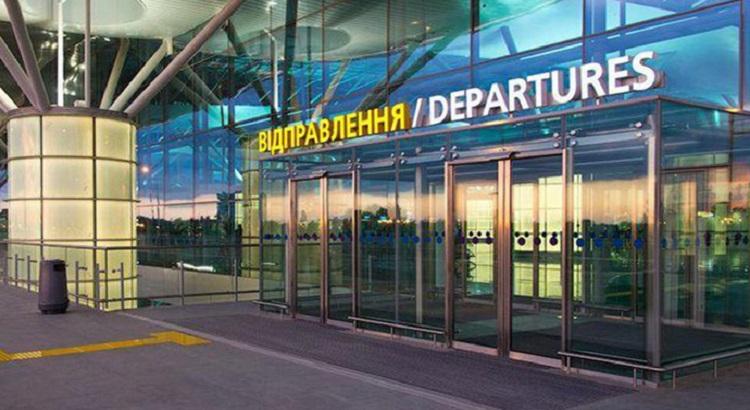 Аэропорт Борисполь обслужил почти 2 миллиона пассажиров