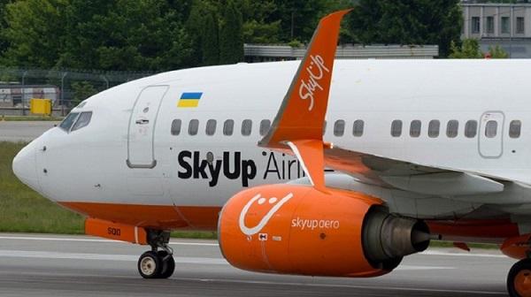 SkyUp в конце апреля запустит новый рейс в Чехию