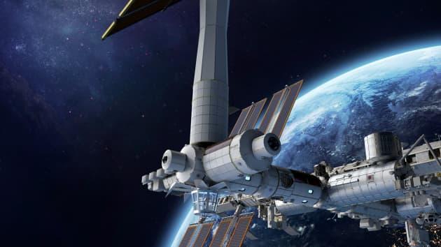 NASA может построить новую орбитальную станцию