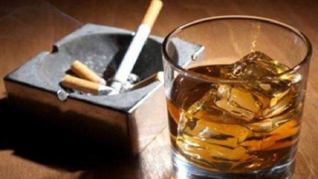 Алкоголь и сигареты подорожают на 20%