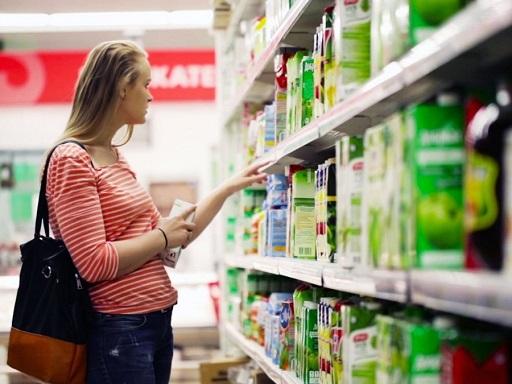 В Украине заработали новые правила маркировки продуктов