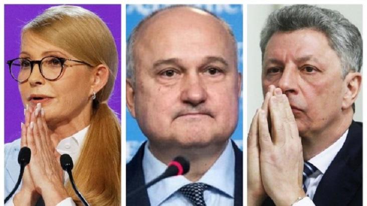 Опубликован рейтинг возможных кандидатов на пост премьера