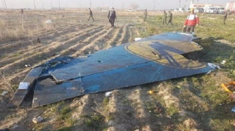 Авиакатастрофа Boeing 737: Иран отправил во Францию черные ящики
