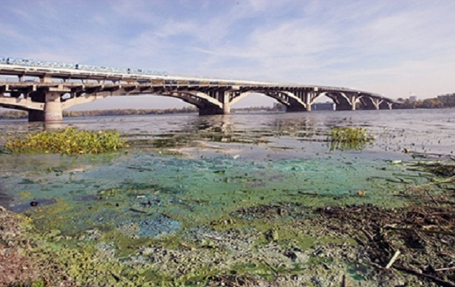 Состояние реки Днепр катастрофическое - Счетная палата