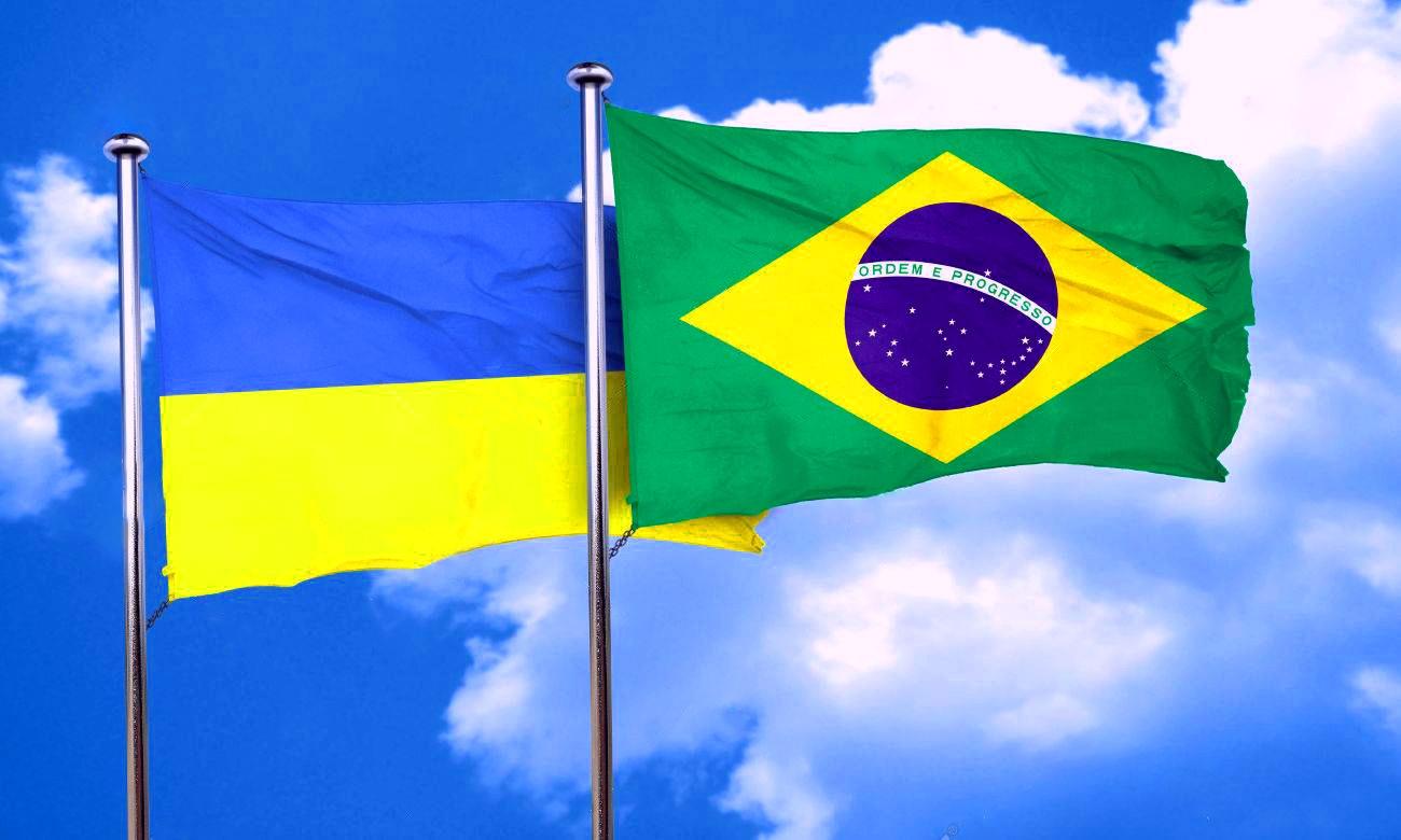 Украина и Бразилия договорились о сотрудничестве в оборонно-промышленной отрасли