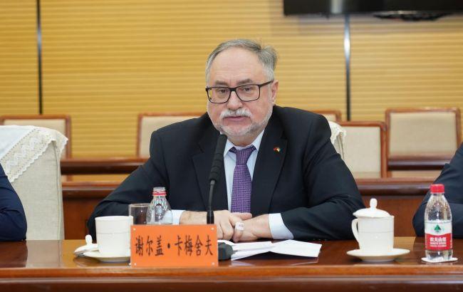 Скончался посол Украины в Китае