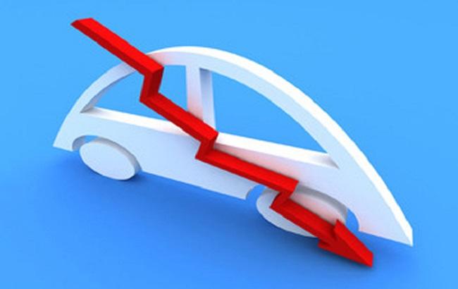 В ЕС продажи новых автомобилей в январе упали на 25% (ИНФОГРАФИКА)