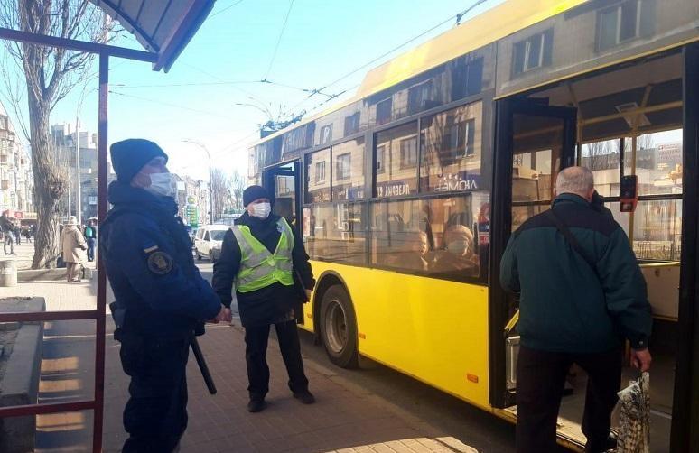 В Киеве полиция выявила 49 фактов нарушения карантина