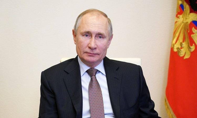 Украина вводит санкции против окружения Путина