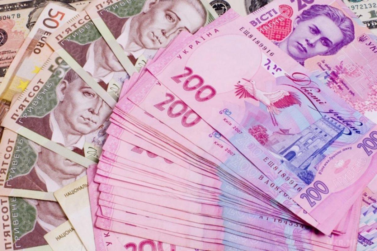 Украина на погашение долга потратит свыше 438 млрд грн