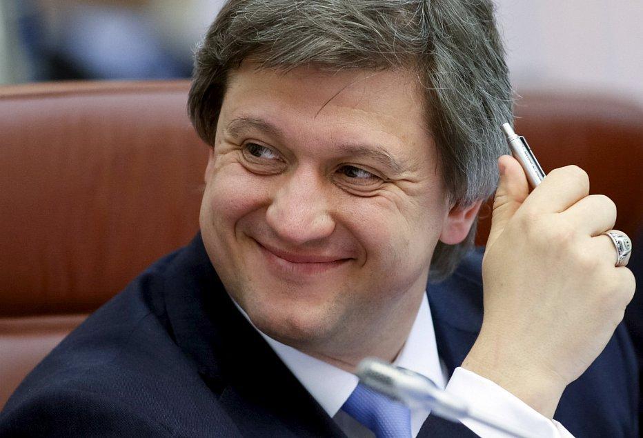 Зеленский подписал указ об отставке Данилюка