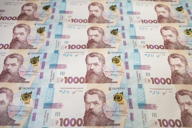 НБУ напечатает 5 млн банкнот номиналом 1 тыс. грн