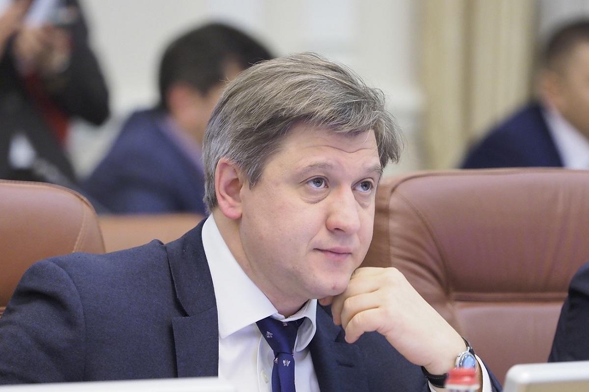 Данилюк признался, что ушел в отставку из-за подковерной грызни в ЗЕкоманде