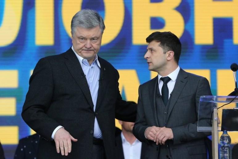 Порошенко дал Зеленскому антироссийские советы