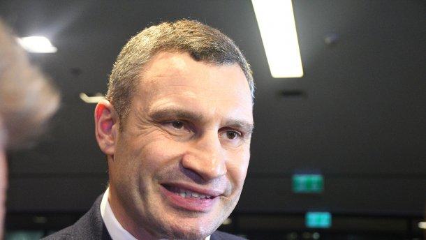 Кличко раскритиковал Зеленского за выборы на Донбассе
