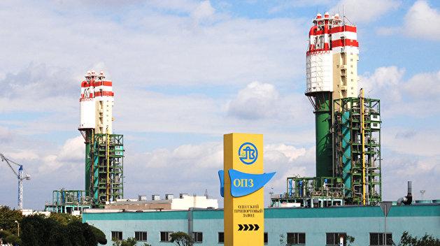 ОПЗ возобновил поставки аммиака и карбамида на рынки