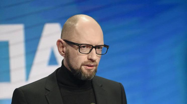 Яценюк подбивает Банковую продолжить кредитоваться у МВФ