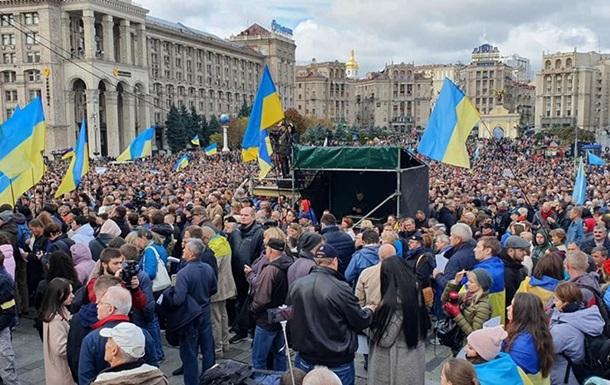 Оппоненты Зеленского объявили о создании сопротивления капитуляции