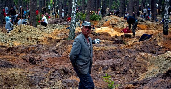 В Раду внесли три законопроекта о детенизации добычи янтаря