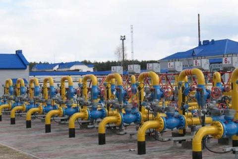 Запасы газа в ПХГ обновили десятилетний рекорд: 21 млрд кубов