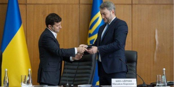 Губернатор Киевщины Бно-Айриян внезапно уходит в отставку