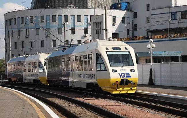 Kyiv Boryspil Express перевез за год около 1 миллионов пассажиров
