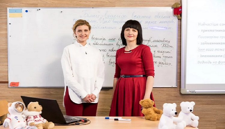 Сегодня в Украине стартует трансляция уроков в рамках проекта