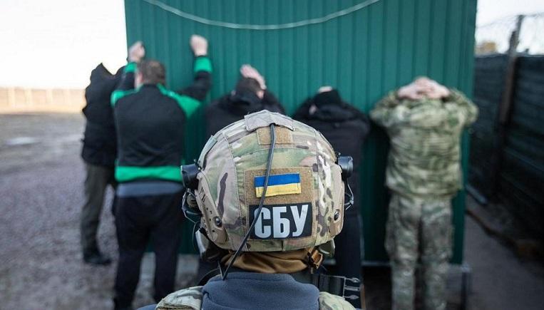 СБУ разоблачила незаконную частную военную компанию