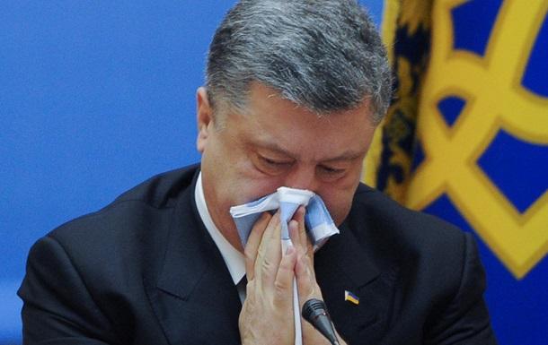 Порошенко заявил, что не боится сесть в тюрьму