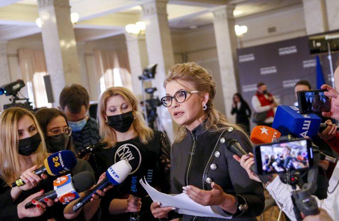 Знизить тарифи і покарає корупціонерів-газовиків – експерти вважають Тимошенко сильним претендентом на крісло прем'єра