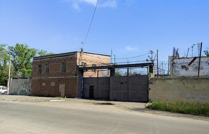 Бывшую Одесскую тюрьму повторно выставили на продажу