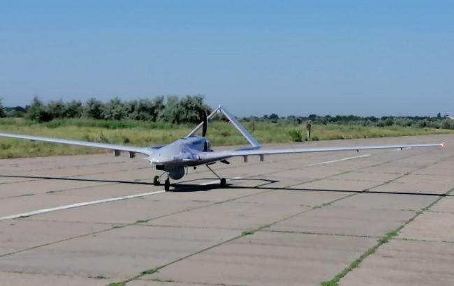 ВМС Украины получили первый турецкий ударный беспилотник