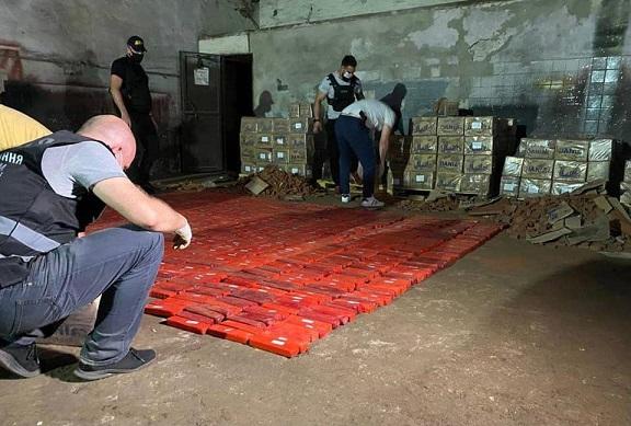 В Украине перекрыли международный канал контрабанды наркотиков на 1 млрд гривен