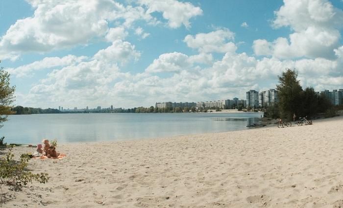 Столичные пляжи не откроются 1 июня