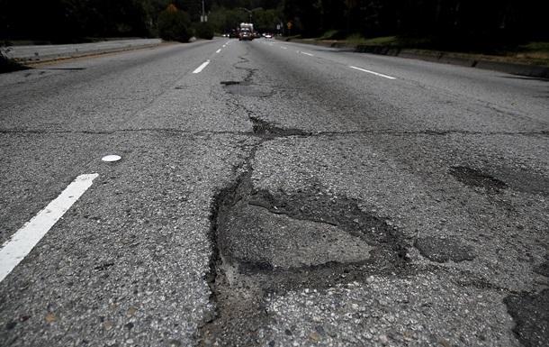 В Украине оценили стоимость ремонта дорог на 5 лет