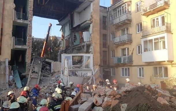 Из-за взрыва в Дрогобыче в Украине проведут аудит домов