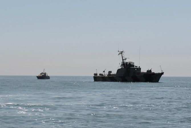 В Крыму арестовали украинских рыбаков