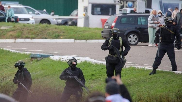 На протестах в Беларуси задержали еще более 200 человек